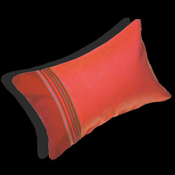 le coussin de plage abricot de simone et georges. Black Bedroom Furniture Sets. Home Design Ideas