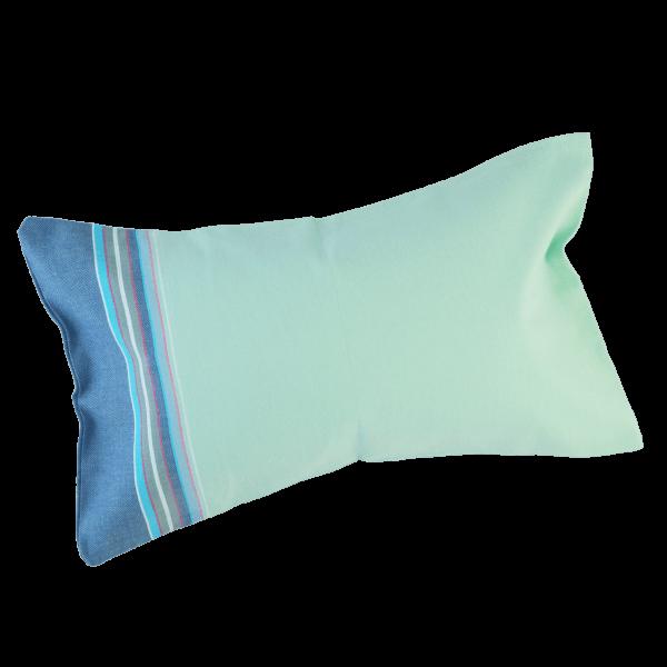 le coussin de plage nil de simone et georges. Black Bedroom Furniture Sets. Home Design Ideas