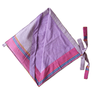 photo 1 Kikoy-towel baby hood Bagamoyo