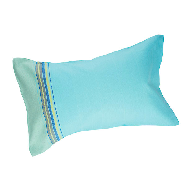 grande photo 2 Beach cushion Blue Lagoon