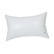 photo 1 Coussin de plage Framboise