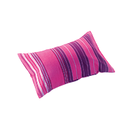 Beach cushion Grenadine