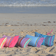 photo 0 Coussin de plage Kifaru