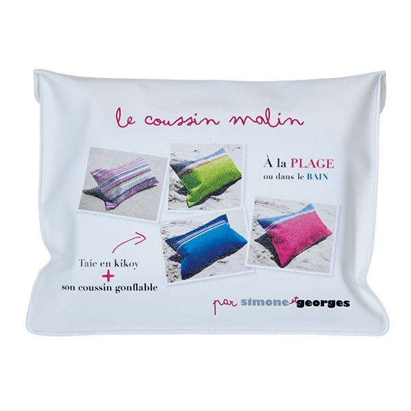 grande photo 3 Beach cushion Kir Cassis