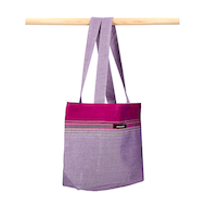 Small beach bag Kir Cassis