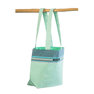 Small beach bag Nil
