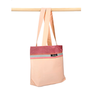 Small beach bag Pina Colada