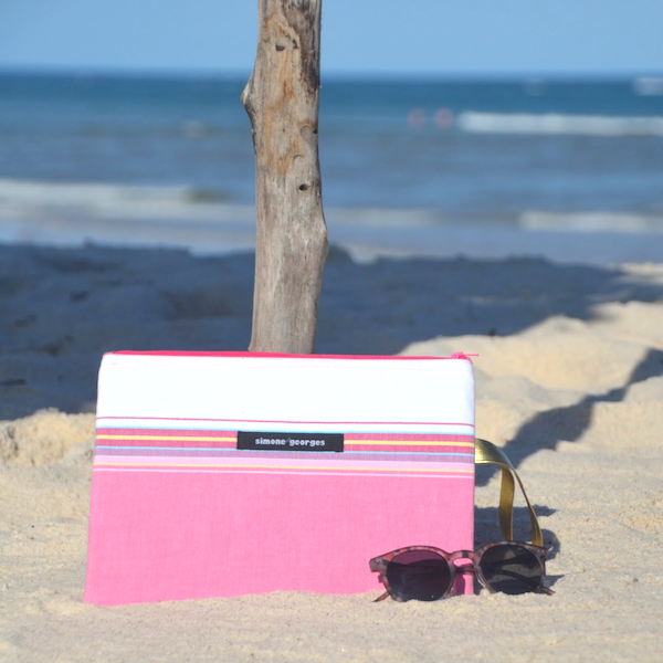 grande photo 1 Pochette de plage Daiquiri Fraise