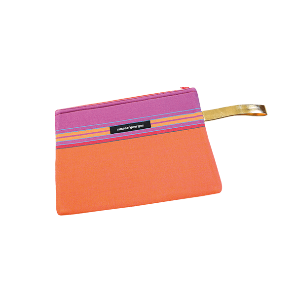 grande photo 1 Beach pouch Mango