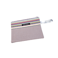 Beach pouch Taupe