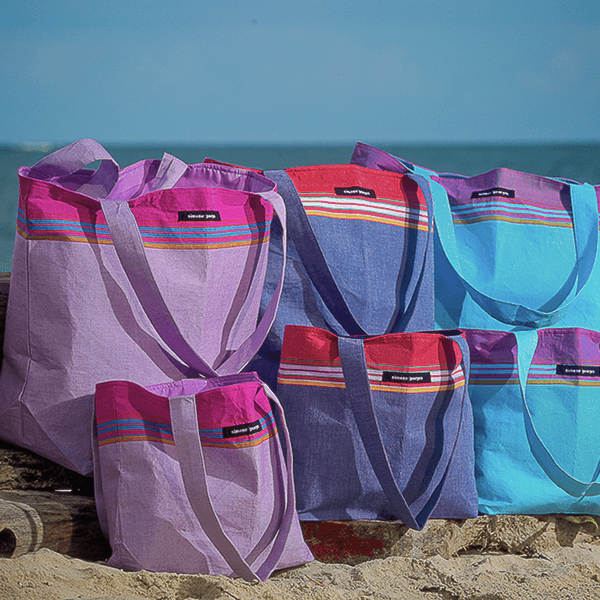 grande photo Beach bag Amani