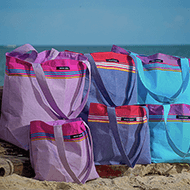 photo 0 Beach bag Amani