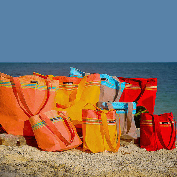 grande photo Beach bag Amazone