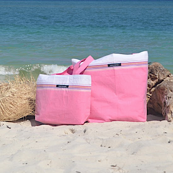 grande photo Beach bag Daiquiri Fraise