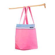 Beach bag Hibiscus
