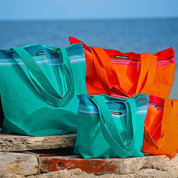 grande photo Beach bag Ipanema