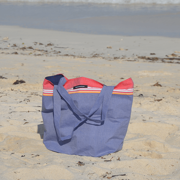 grande photo Beach bag Malawi