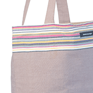 photo 2 Beach bag Taupe