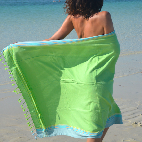 kikoi grande photo Kikoy-towel Mojito